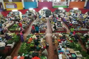 Le grand marché central