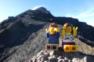 L'ascension du mont Rinjani à Lombok