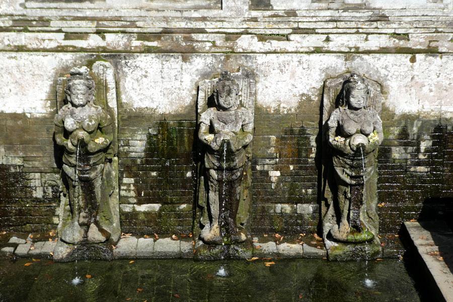 Bali via Ubud et Sindemen