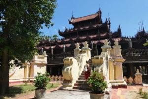 Mandalay, dernière ville du Myanmar
