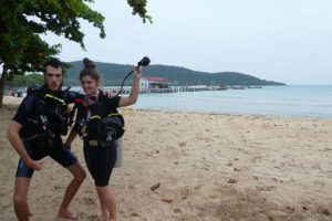 Conservation marine à Koh Rong Sanloem