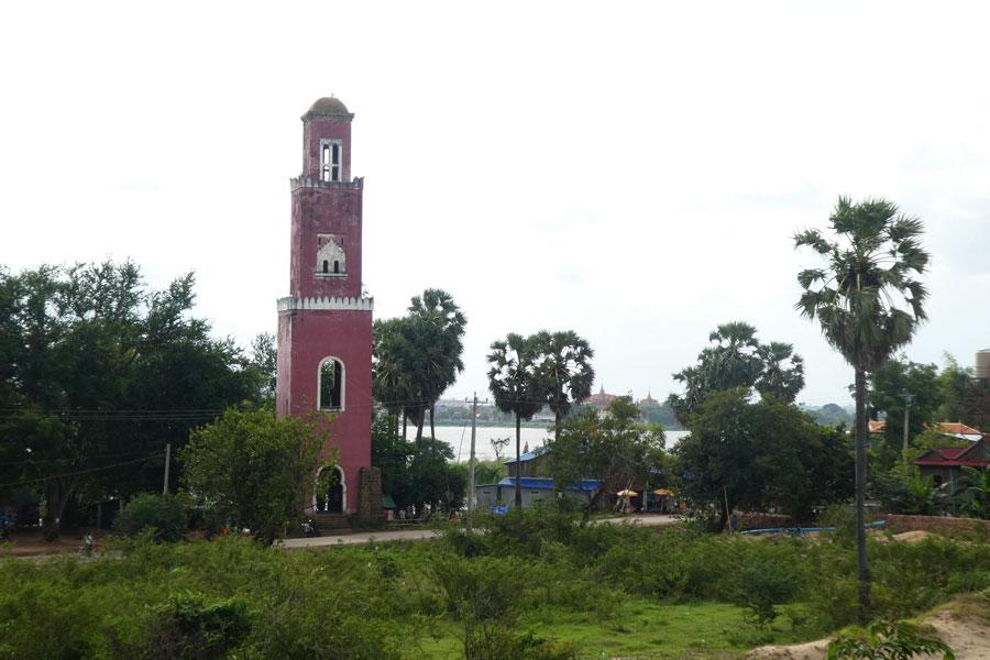 Le phare de Kompong Cham