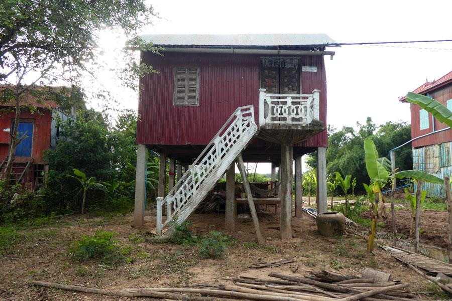 Les petites maisons de l'île