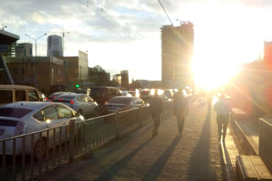Les Prius et les embouteillages