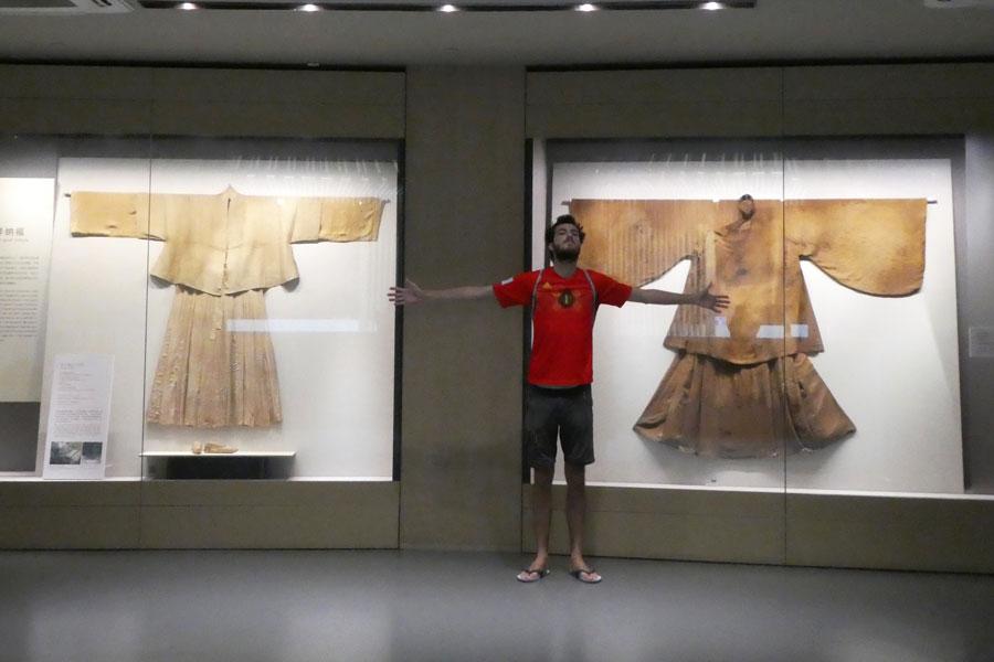 Le musée de la soie