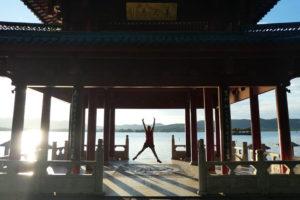 Autour du lac d'Hangzhou