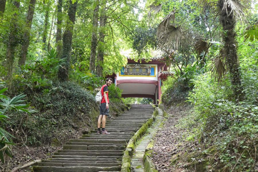 Des escaliers sans fin