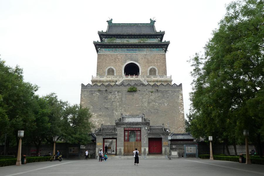 La tour de la Cloche