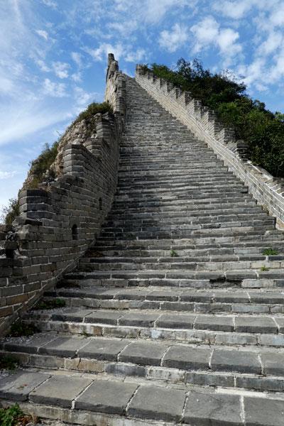 Les escaliers du Paradis ;-)