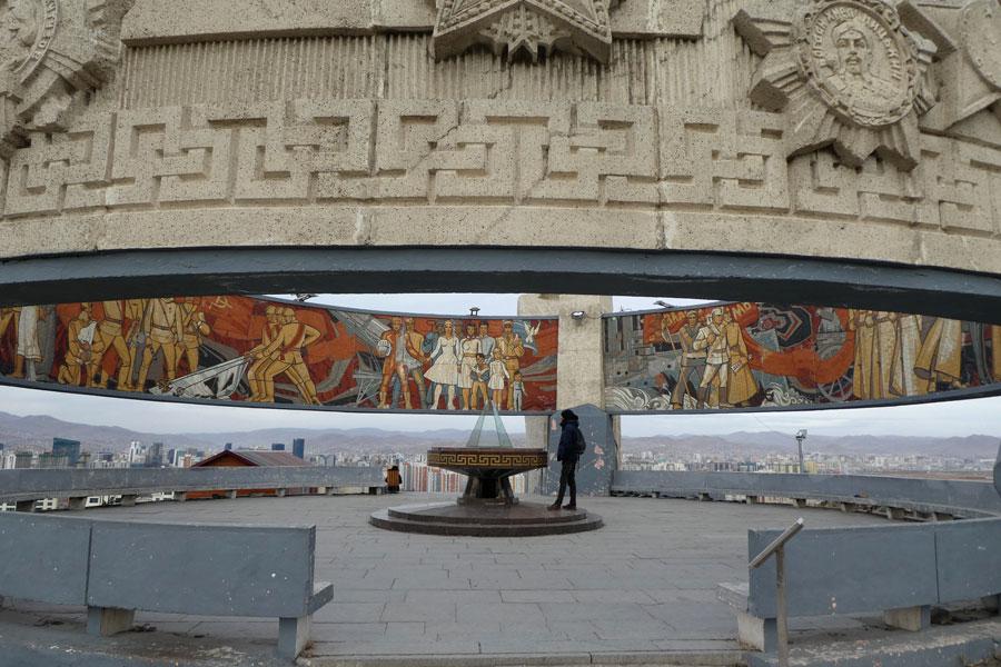 Le memorial Zaisan