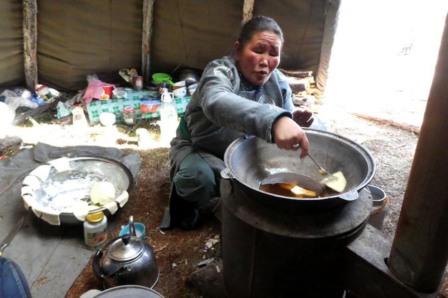 Tsetseg cuisine