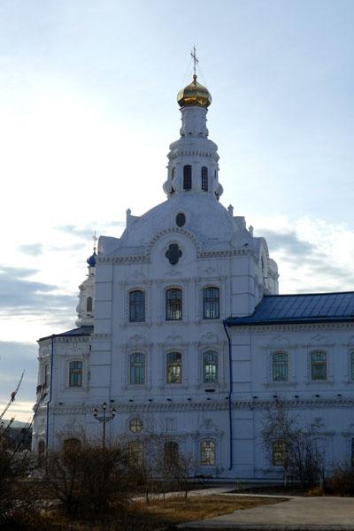 Une église Orthodoxe