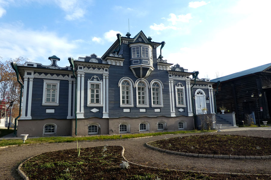 La maison Volkonsky